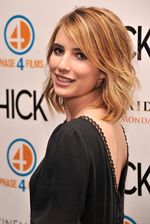 Emma Roberts at an event for Hick (2011)