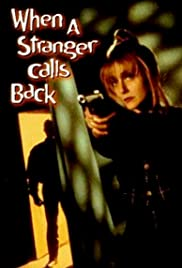 When a Stranger Calls Back (1993) Poster - Movie Forum, Cast, Reviews
