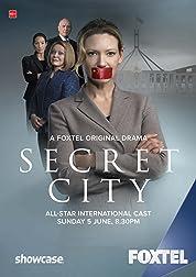 Secret City (2016) poster