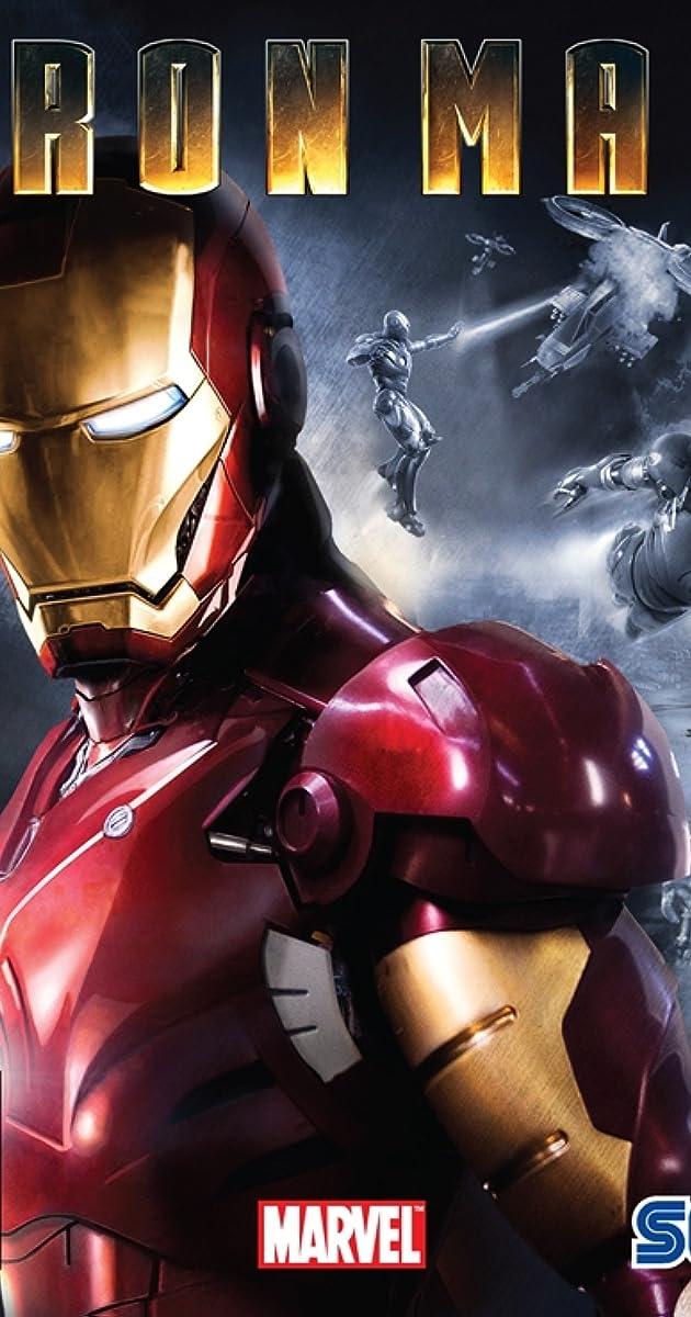 iron man video game 2008 imdb