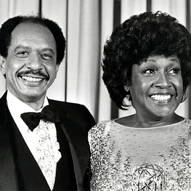 Sherman Hemsley and Isabel Sanford at an event for The Jeffersons (1975)