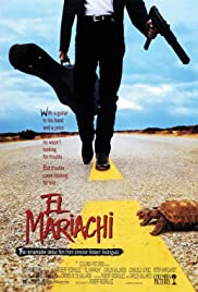 El Mariachi (1992) Poster - Movie Forum, Cast, Reviews