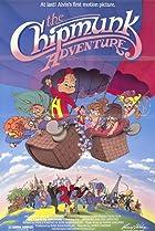 Image of The Chipmunk Adventure