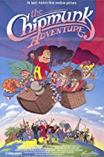 The Chipmunk Adventure(1987)