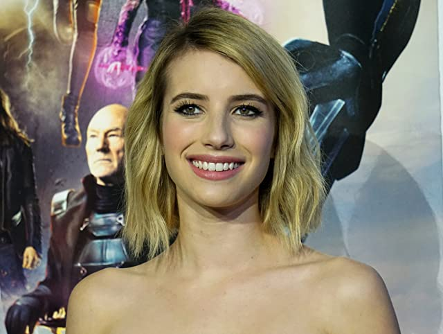 Emma Roberts at an event for X-Men: Days of Future Past (2014)