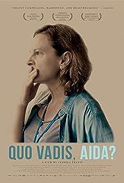 Quo Vadis, Aida? (2021) poster