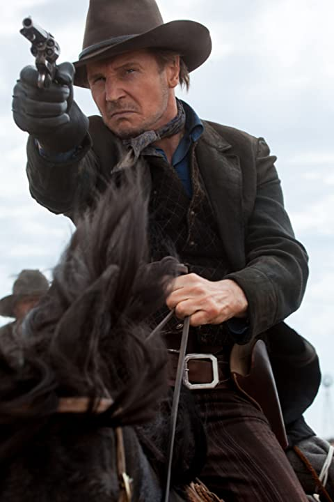 Liam Neeson in A Million Ways to Die in the West (2014)
