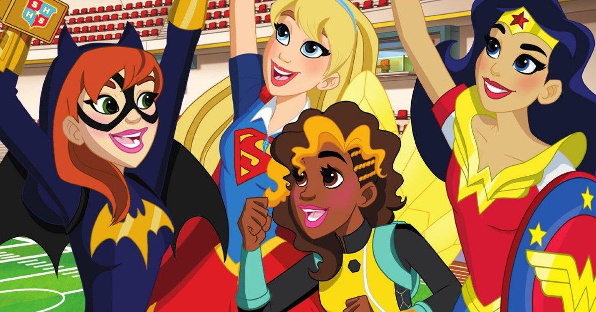 DC Super Hero Girls: Intergalactic Games
