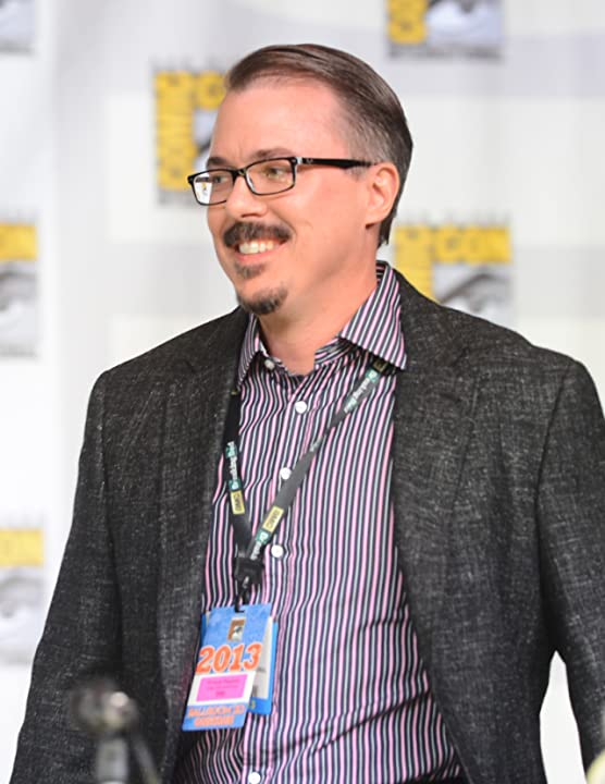 Vince Gilligan at The X-Files (1993)