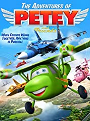 The Adventures of Petey and Friends poster
