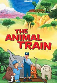 The Animal Train Poster