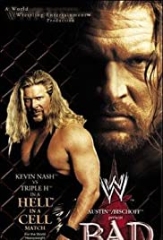 WWE Bad Blood(2003) Poster - TV Show Forum, Cast, Reviews