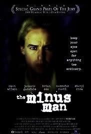 The Minus Man(1999) Poster - Movie Forum, Cast, Reviews