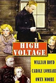 High Voltage(1929) Poster - Movie Forum, Cast, Reviews