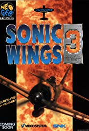 Sonic Wings 3 Poster