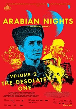 Arabian Nights: Volume 2 - The Desolate One poster