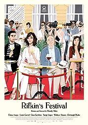 Rifkin's Festival (2020) poster