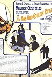 The Man Who Couldn't Beat God Poster