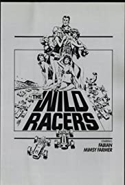 The Wild Racers Poster