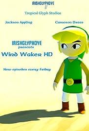 IrishGlyphDye: Wind Waker HD Poster