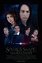 Severus Snape and the Marauders poster