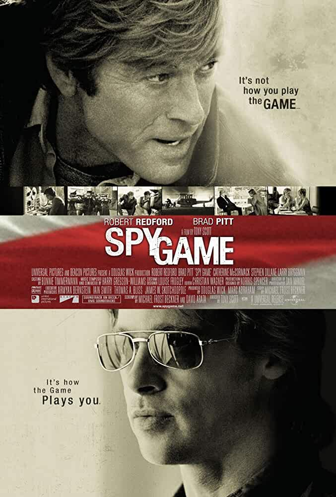 Spy Game 2001 Full Movie In Hindi-English Dual Audio Watch Online Free Download Here