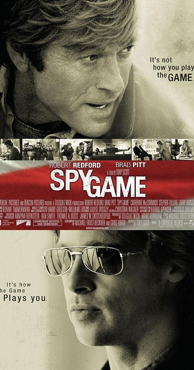 Šnipų žaidimas / Spy Game (2001) Online