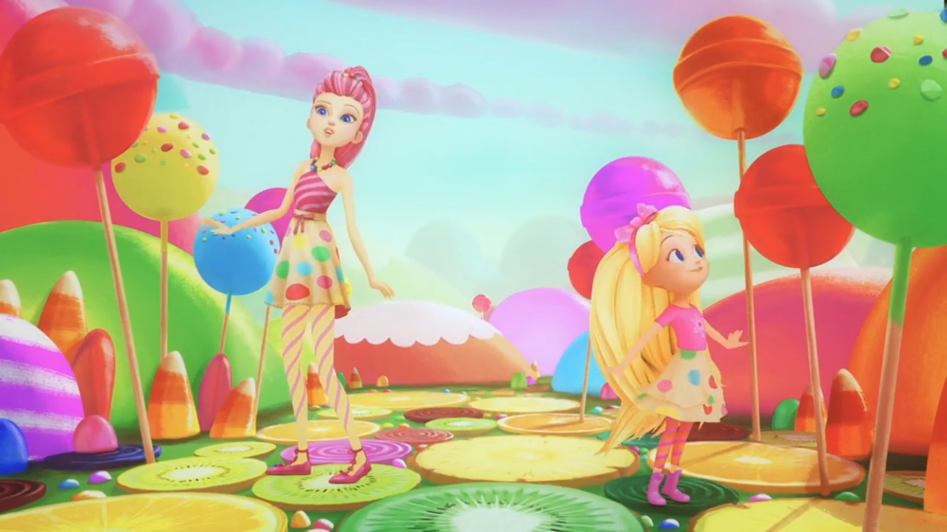 Barbie Dreamtopia / Barbie: Dreamtopia (2016)