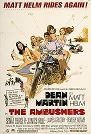 The Ambushers(1967) Poster - Movie Forum, Cast, Reviews