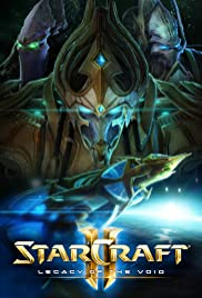 StarCraft II: Legacy of the Void (2015) Poster - Movie Forum, Cast, Reviews