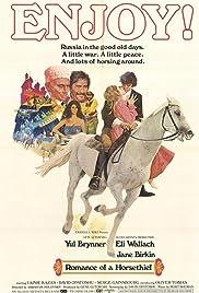 Romansa konjokradice Poster