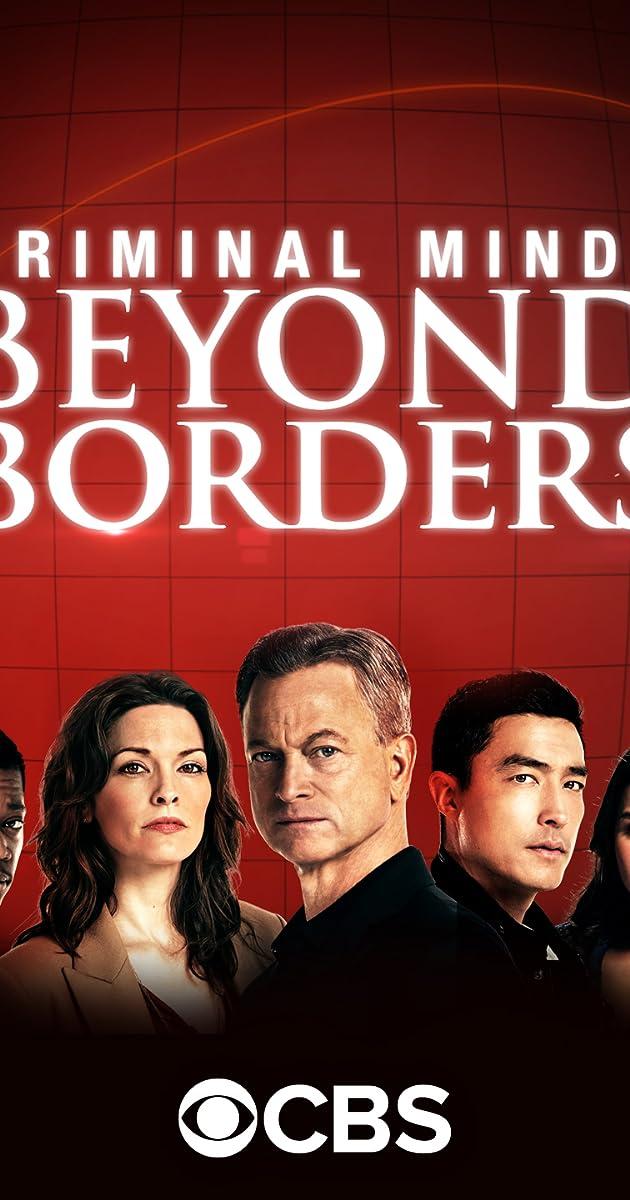 Nusikalstami protai: kitapus sienų (2 Sezonas) / Criminal Minds: Beyond Borders (Season 2) (2017) online