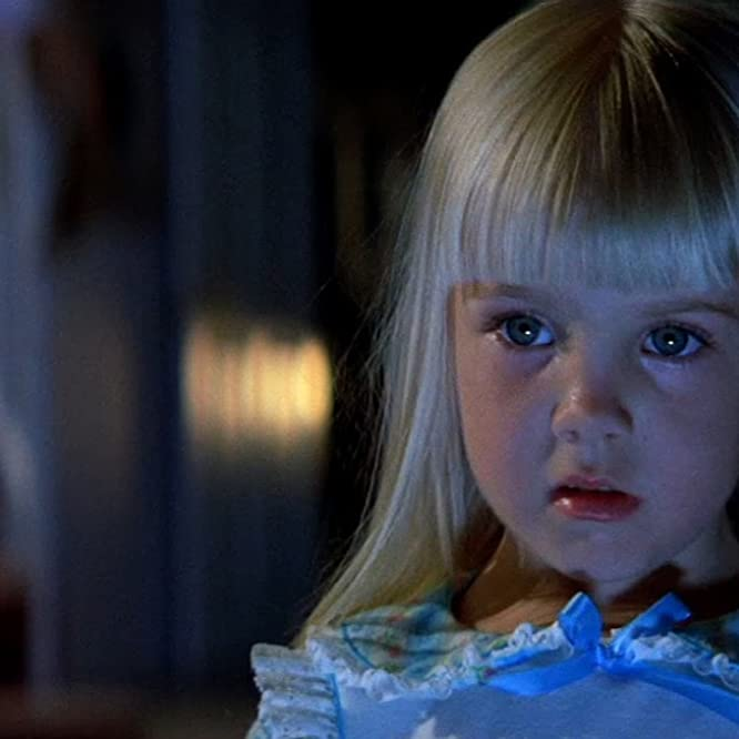 Heather O'Rourke in Poltergeist (1982)