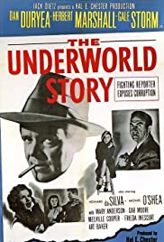 The Underworld Story (1950) Poster - Movie Forum, Cast, Reviews