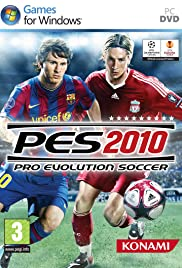 Pro Evolution Soccer 2010 (2009) Poster - Movie Forum, Cast, Reviews