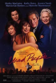 Used People (1992) Poster - Movie Forum, Cast, Reviews