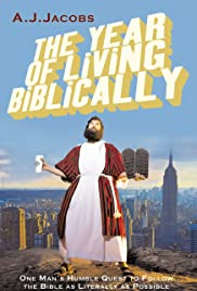 The Year of Living Biblically Poster