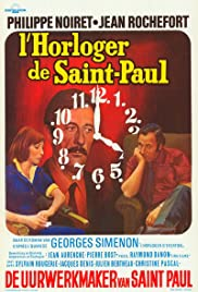 The Clockmaker of St. Paul (1974) Poster - Movie Forum, Cast, Reviews