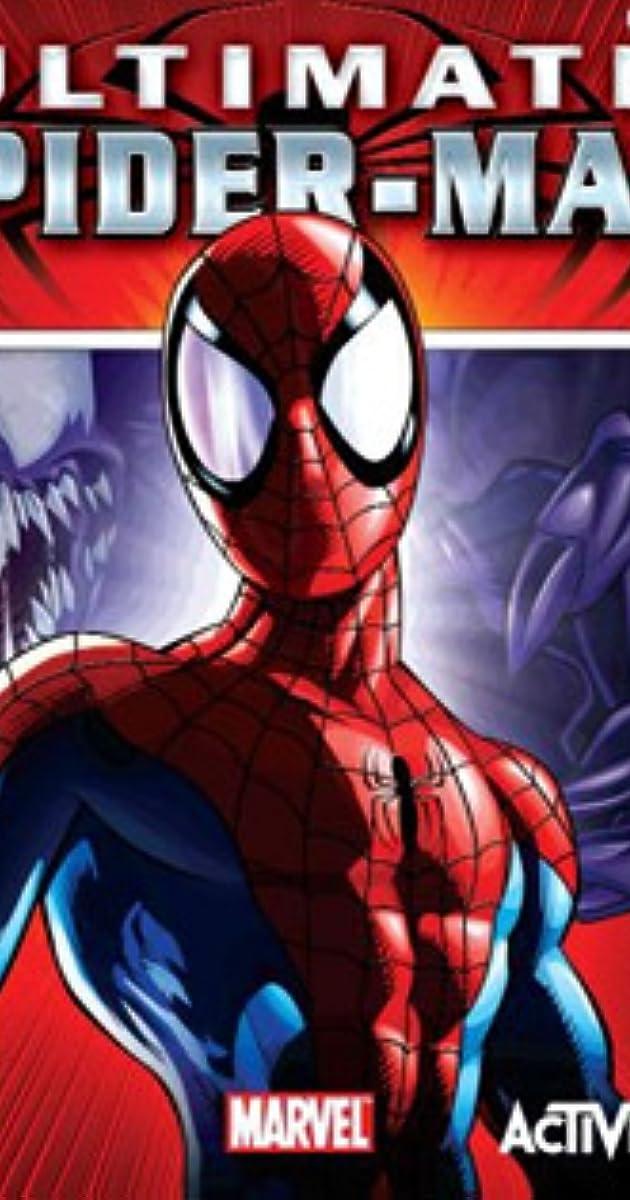 Ultimate spider man игра смотреть