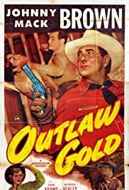Outlaw Gold Poster