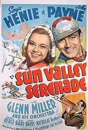 Sun Valley Serenade Poster
