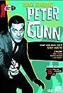Peter Gunn (1958) Poster