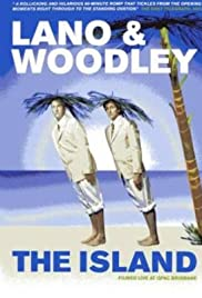 Lano & Woodley: The Island Poster
