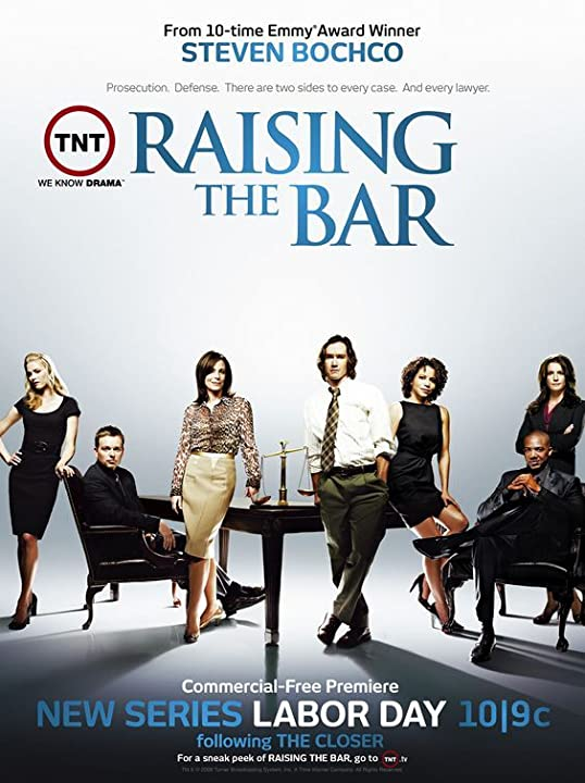 Raising the Bar (2008)