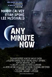 Any Minute Now Poster