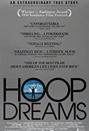 Hoop Dreams Poster
