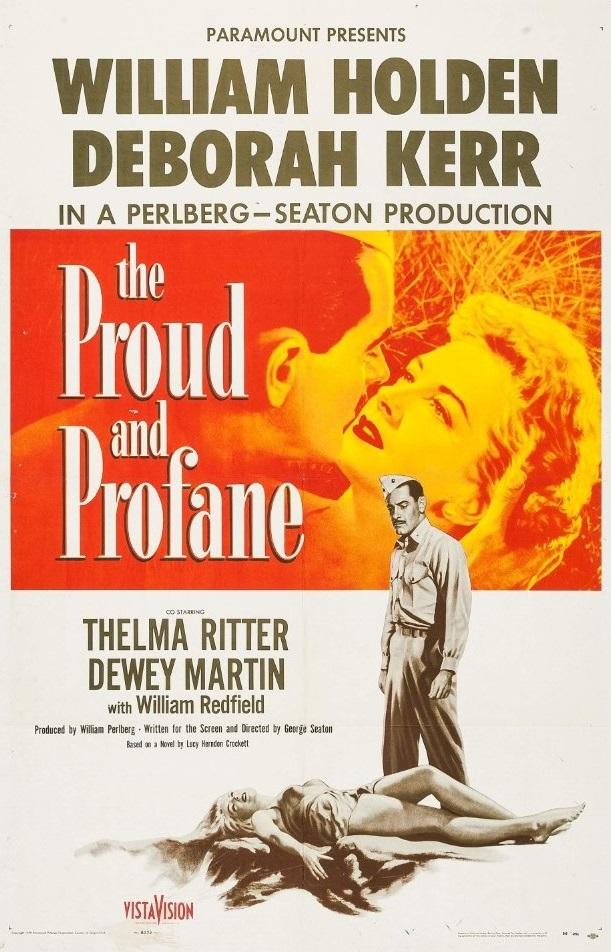 image The Proud and Profane Watch Full Movie Free Online