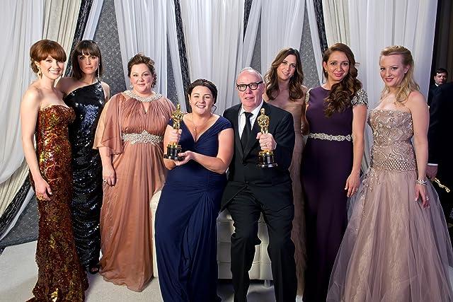 Rose Byrne, Terry George, Melissa McCarthy, Maya Rudolph, Wendi McLendon-Covey, Kristen Wiig, Oorlagh George, and Ellie Kemper