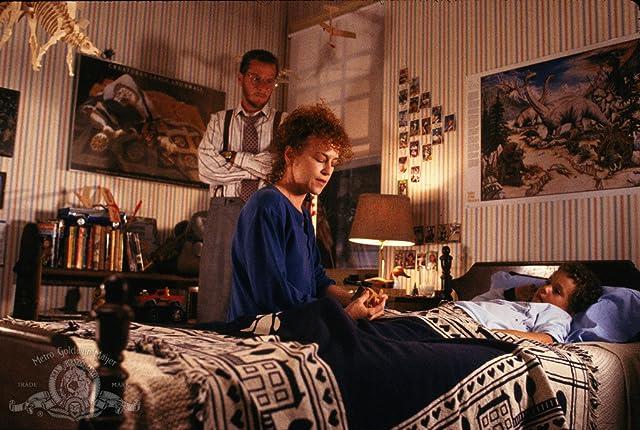 Ben Savage, Daniel Stern, and Margaret Whitton in Little Monsters (1989)