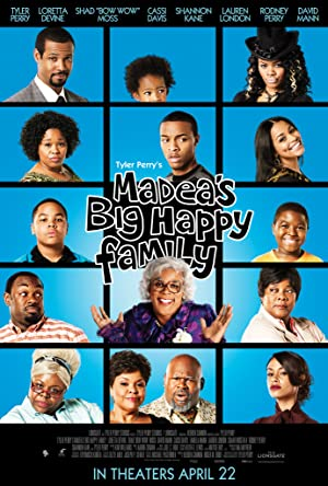 ver Madea's Big Happy Family